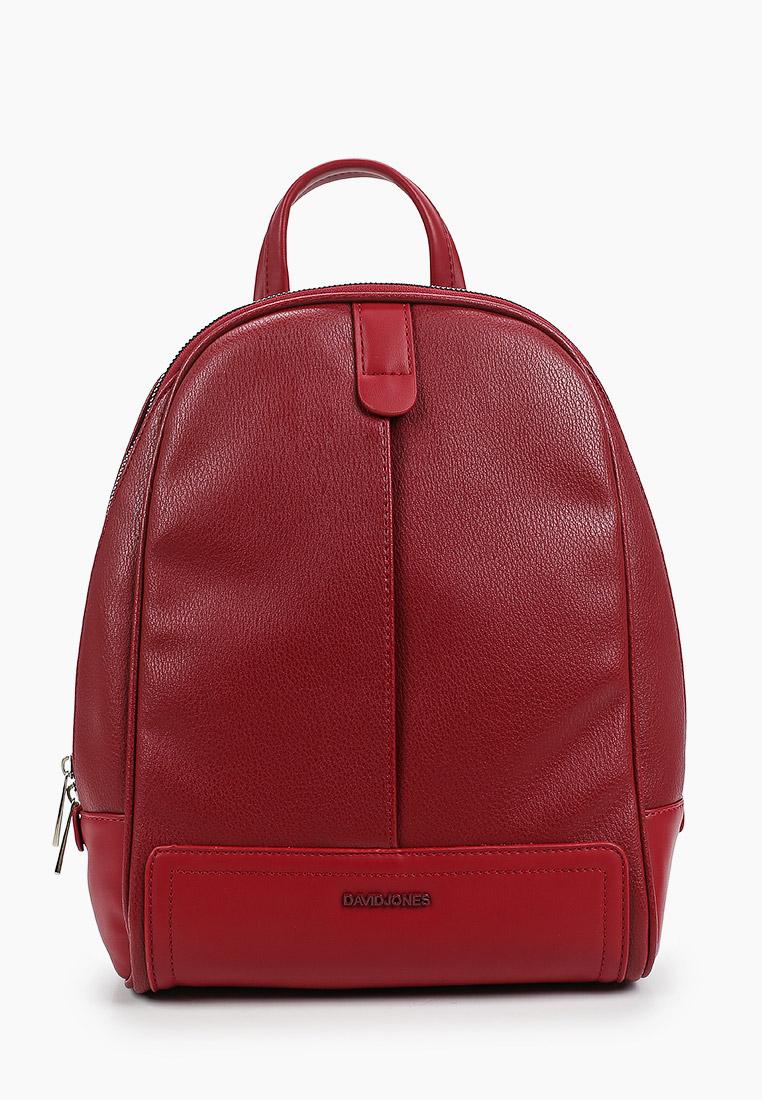 Городской рюкзак David Jones (Дэвид Джонс) CM5929_красный