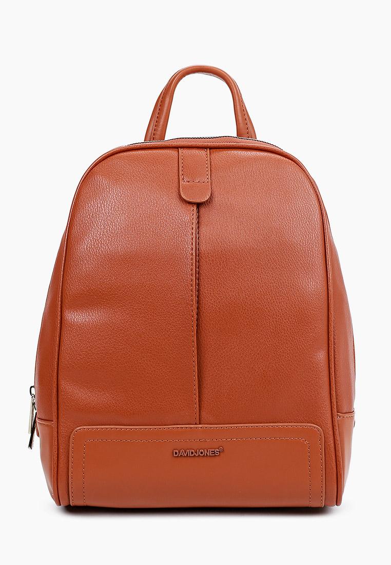 Городской рюкзак David Jones (Дэвид Джонс) CM6014_рыжий