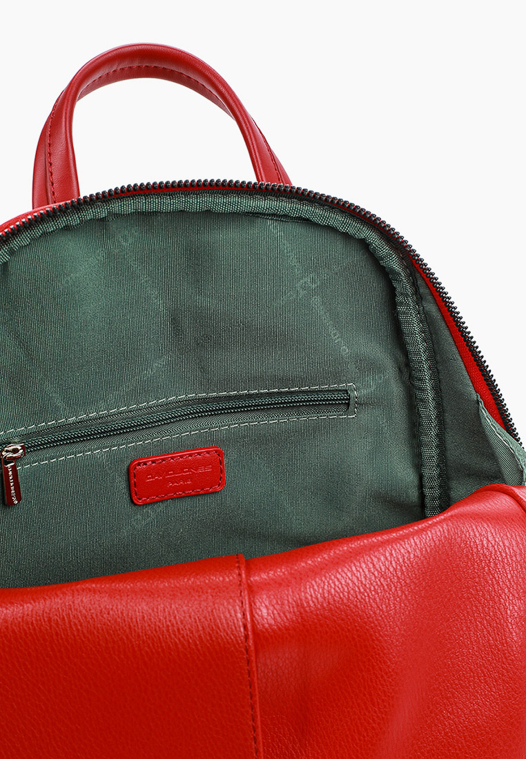 Городской рюкзак David Jones (Дэвид Джонс) CM6014_красный: изображение 3