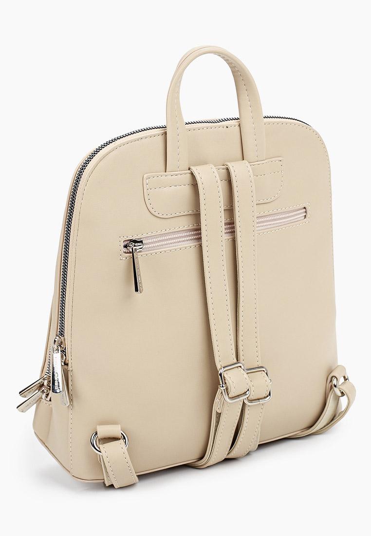 Городской рюкзак David Jones (Дэвид Джонс) CM6031_бежевый: изображение 2