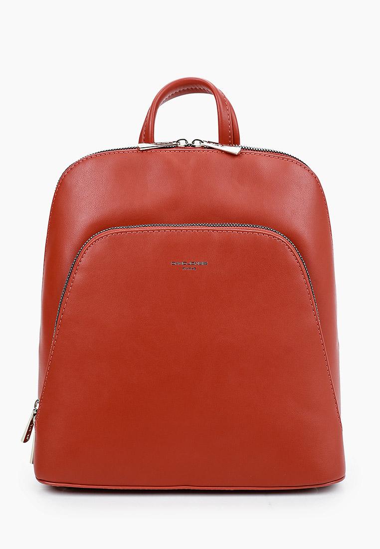 Городской рюкзак David Jones (Дэвид Джонс) CM6031_охра
