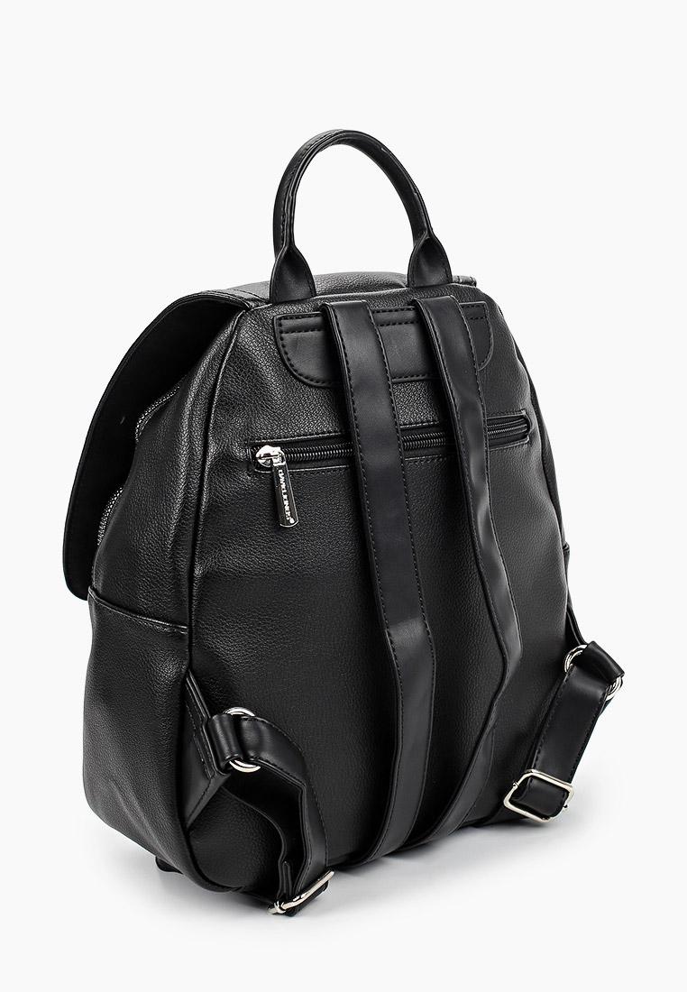 Городской рюкзак David Jones (Дэвид Джонс) 6504-2_черный: изображение 2