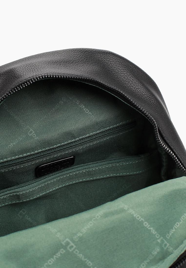 Городской рюкзак David Jones (Дэвид Джонс) 6504-2_черный: изображение 3