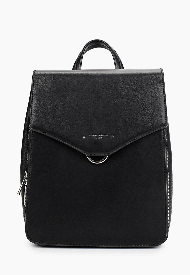 Городской рюкзак David Jones (Дэвид Джонс) 6507-2_черный