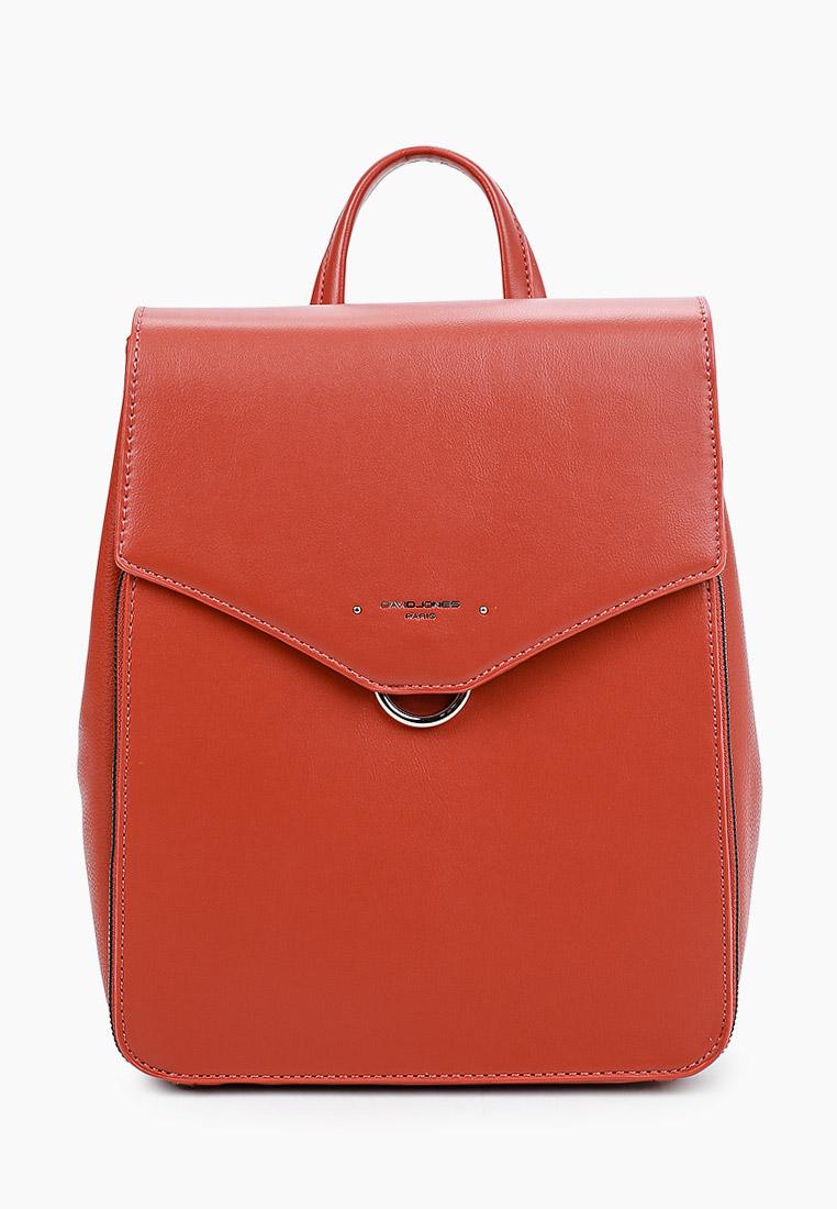 Городской рюкзак David Jones (Дэвид Джонс) 6507-2_охра