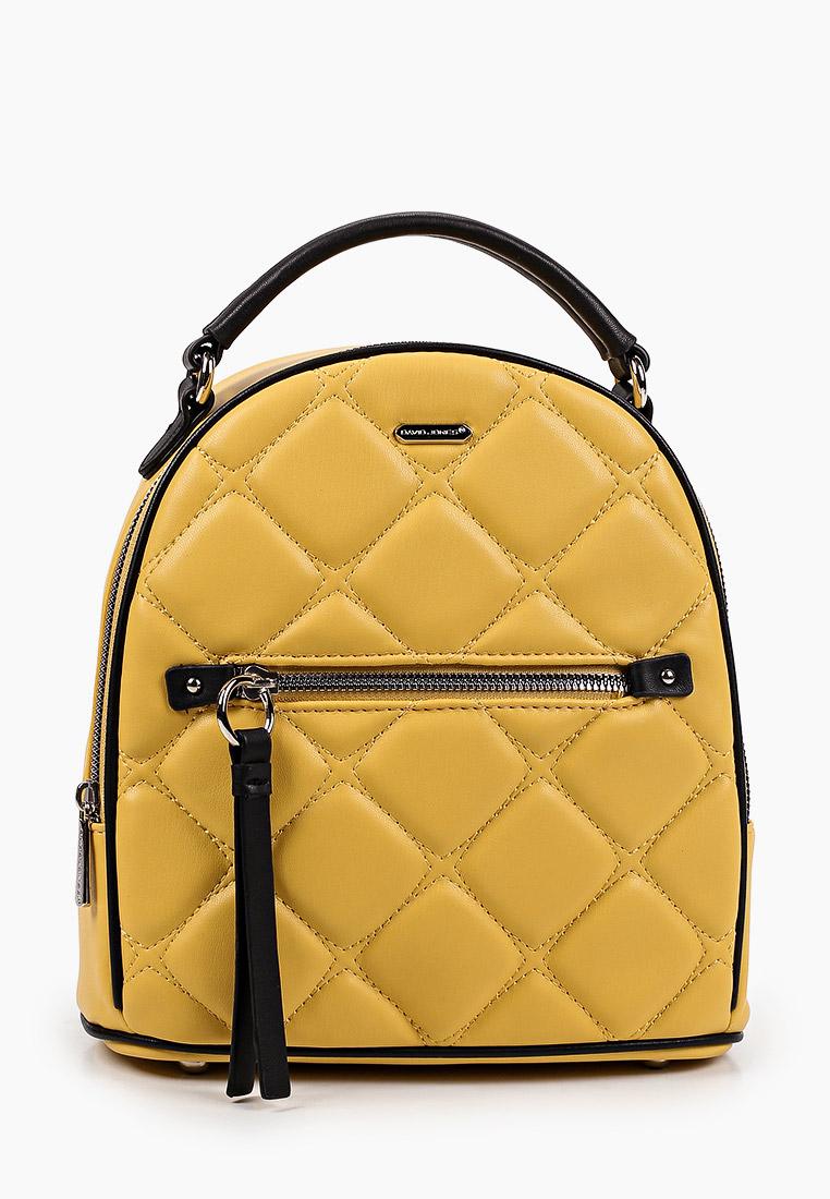 Городской рюкзак David Jones (Дэвид Джонс) 6520-2_желтый