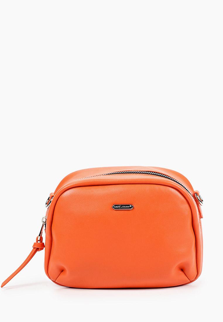 Сумка David Jones (Дэвид Джонс) CM6000_оранжевый
