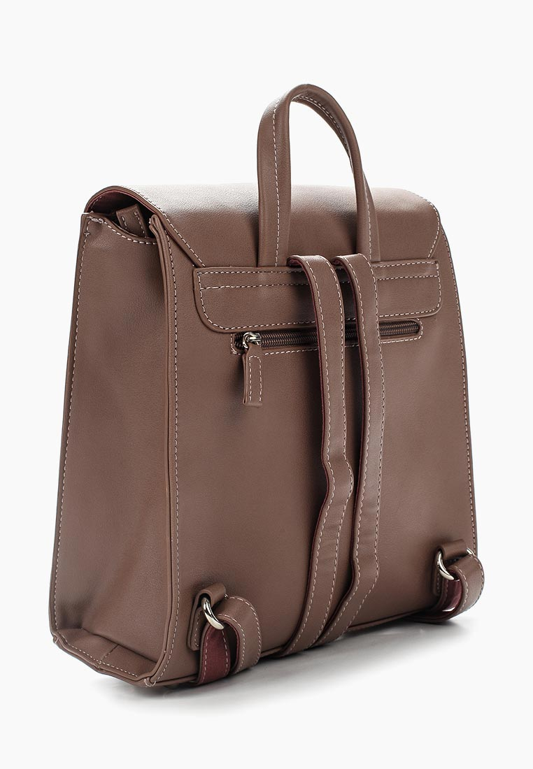 Городской рюкзак David Jones (Дэвид Джонс) 5658-2_розовый: изображение 4