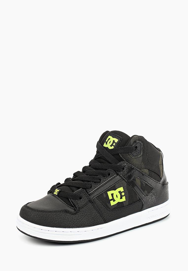 Кеды для мальчиков DC Shoes ADBS100244