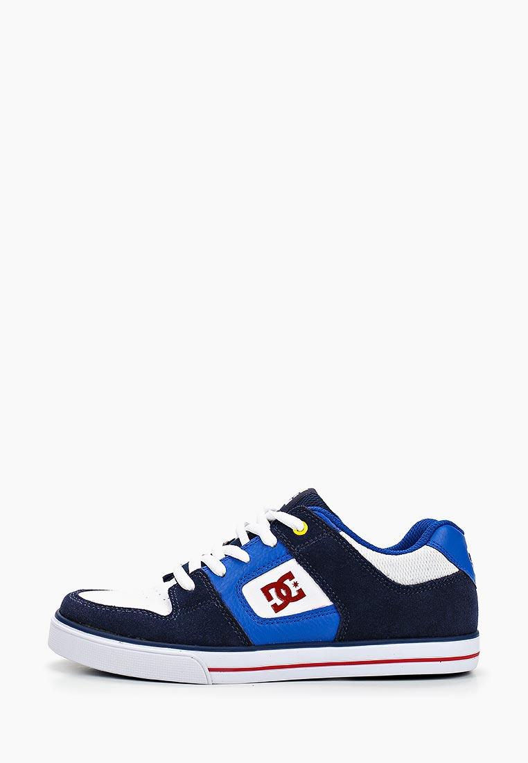 Кеды для мальчиков DC Shoes (ДС Шуз) ADBS300267