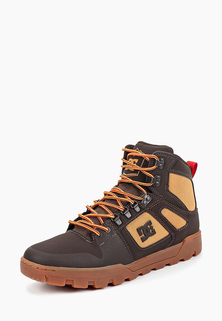 Мужские ботинки DC Shoes (ДС Шуз) ADYB100006