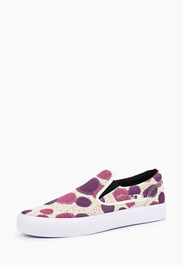 Слипоны DC Shoes ADYS300416
