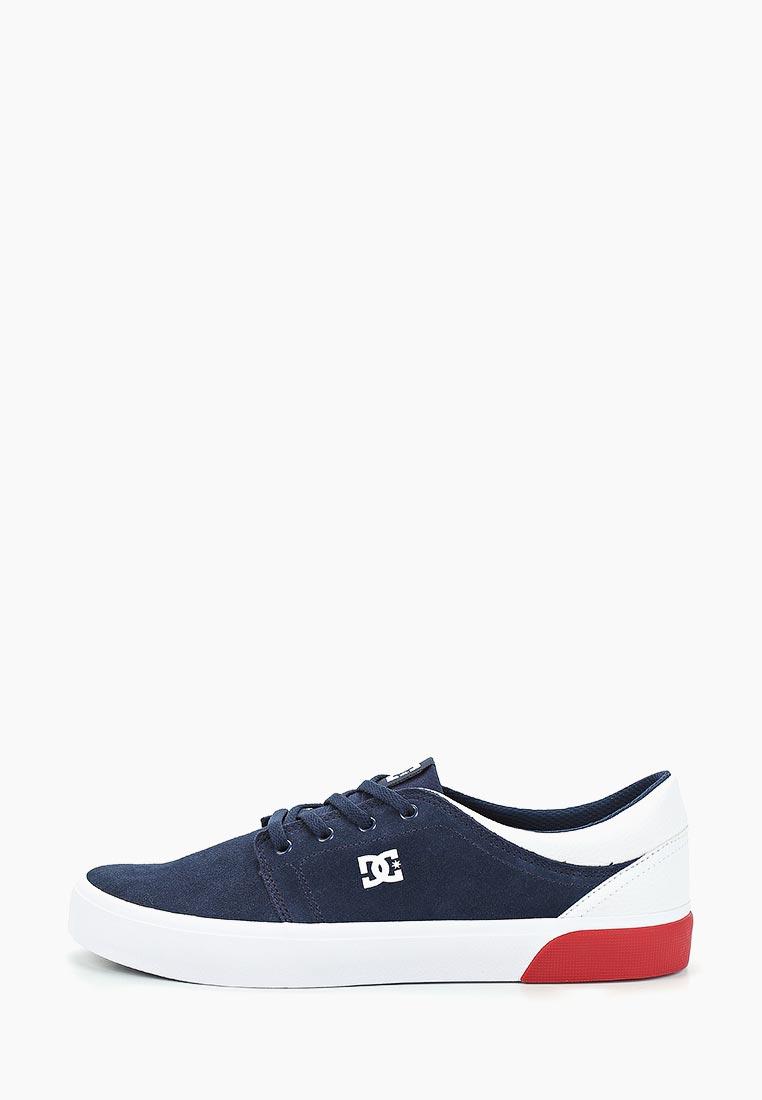e2fab9c0 Мужские кеды DC Shoes (ДС Шуз) ADYS300172 купить за 5499 руб.