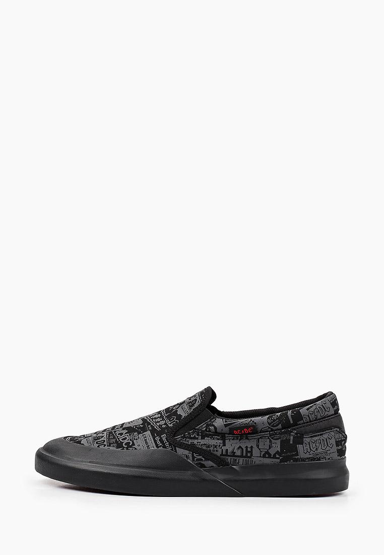 Слипоны DC Shoes ADYS100641