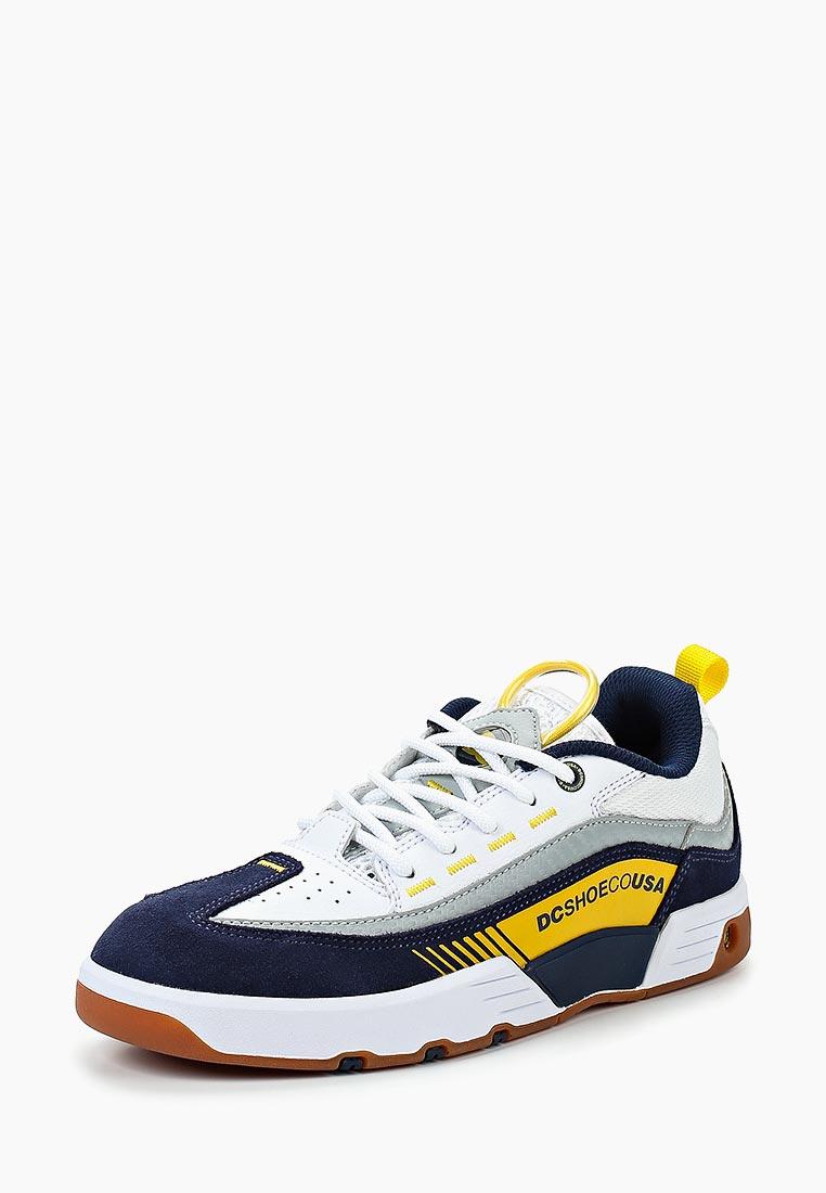 Женские кроссовки DC Shoes (ДС Шуз) ADYS100435