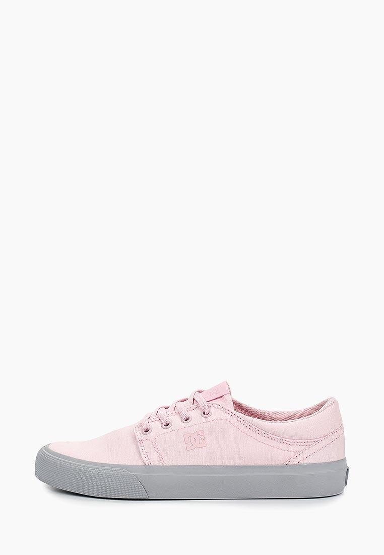 Женские кеды DC Shoes (ДС Шуз) ADYS300126