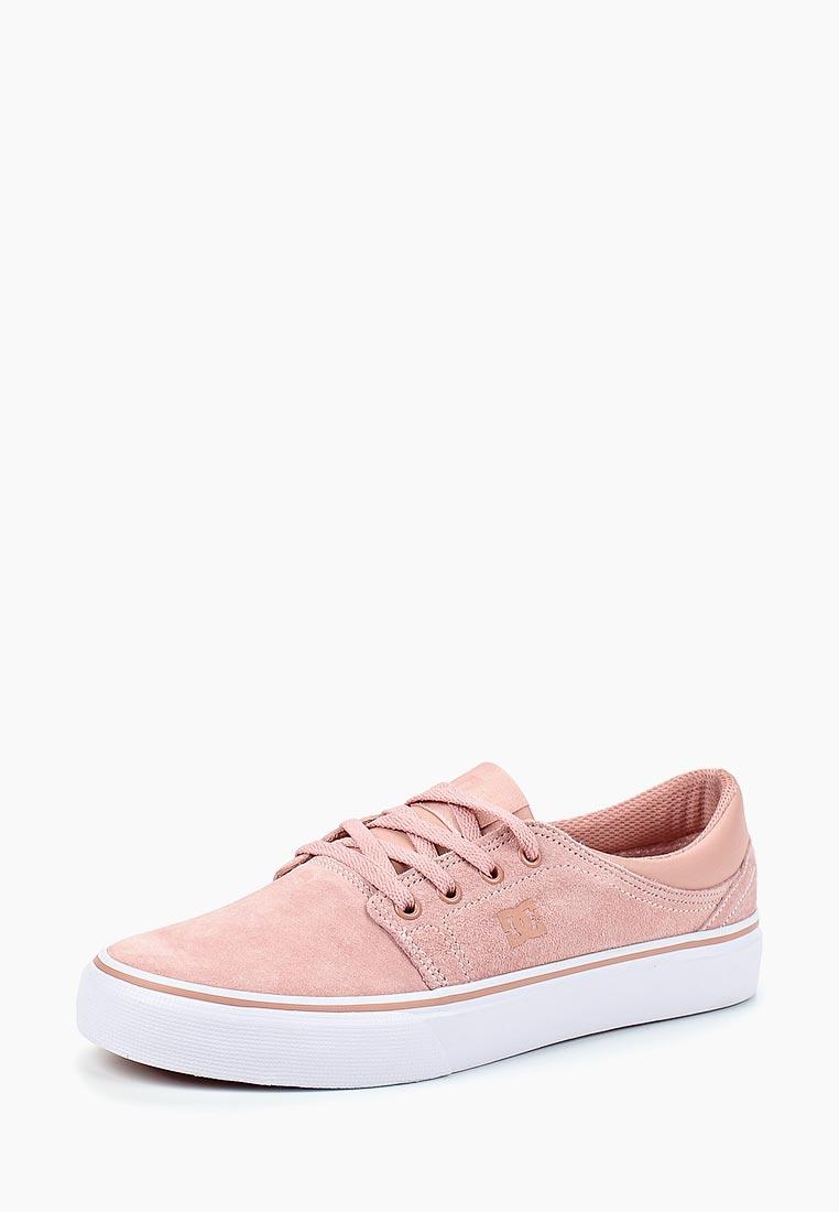 Женские кеды DC Shoes (ДС Шуз) ADJS300145
