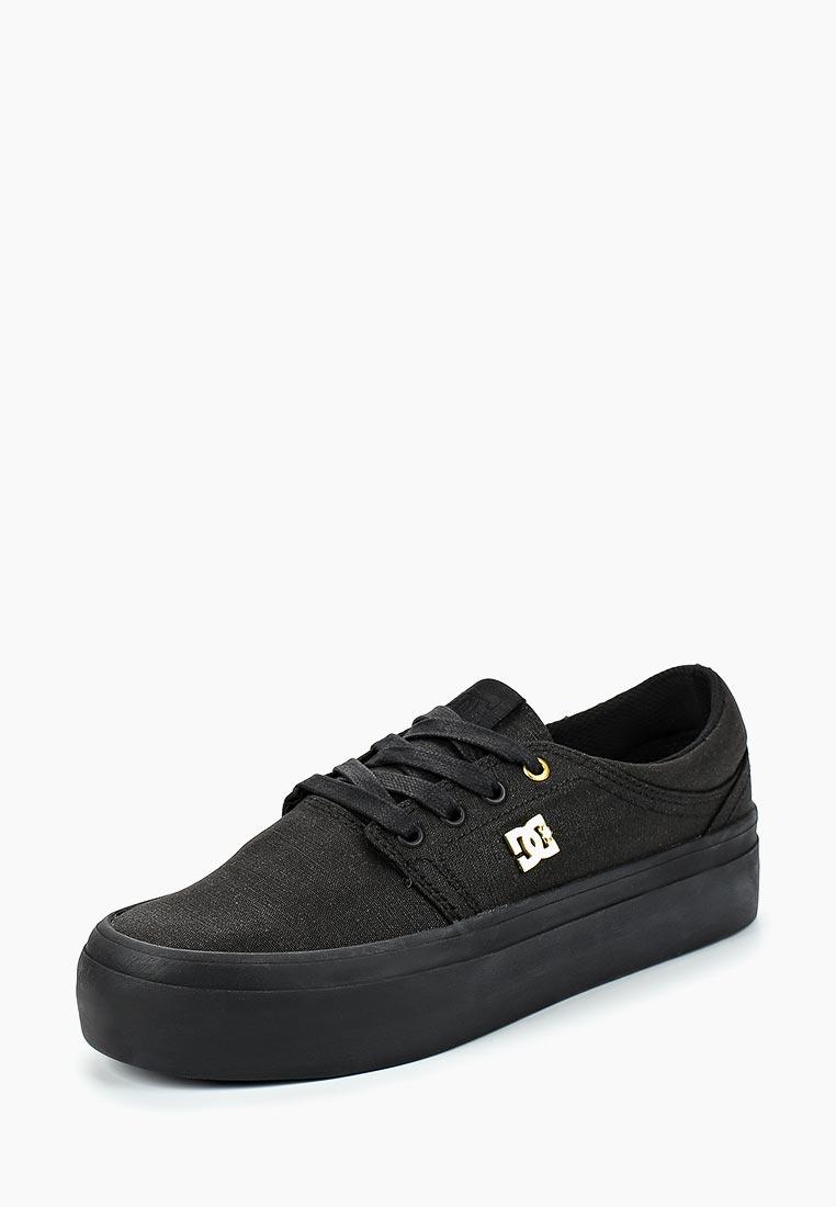 Женские кеды DC Shoes (ДС Шуз) ADJS300196