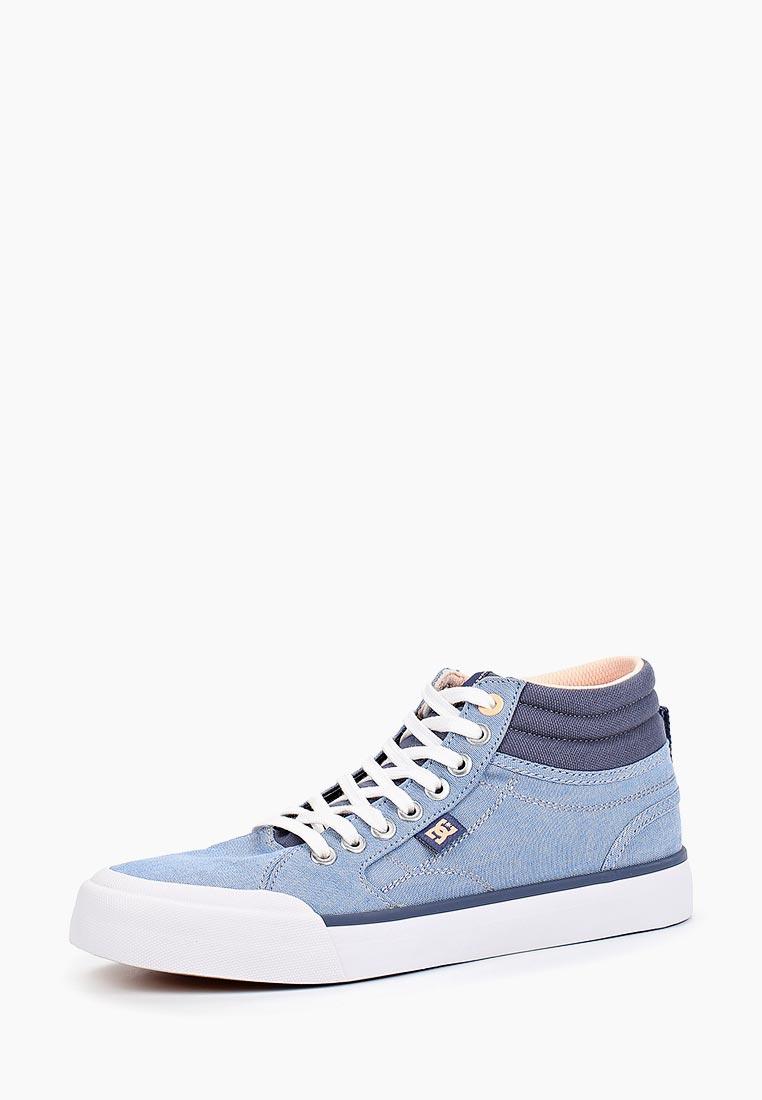 Женские кеды DC Shoes (ДС Шуз) ADJS300164