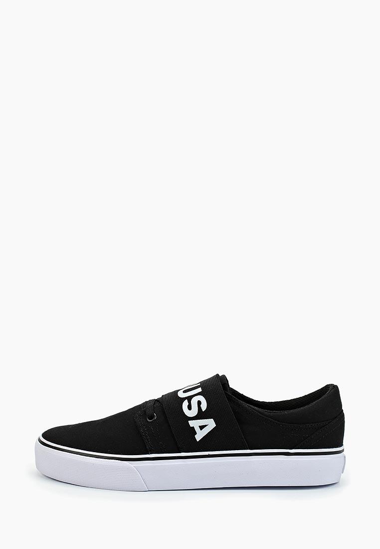 Женские кеды DC Shoes (ДС Шуз) ADJS300080