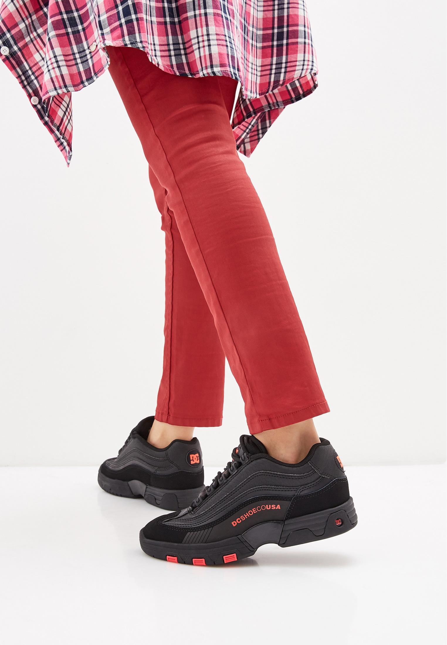 Женские кроссовки DC Shoes (ДС Шуз) ADJS100129