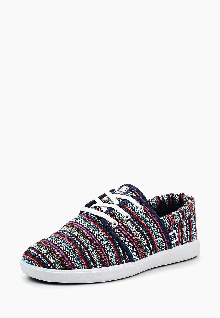 Женские кроссовки DC Shoes (ДС Шуз) ADJS700047