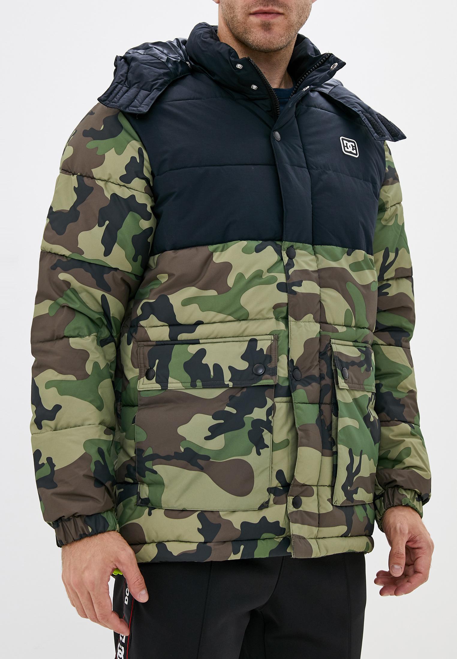 Утепленная куртка DC Shoes EDYJK03217
