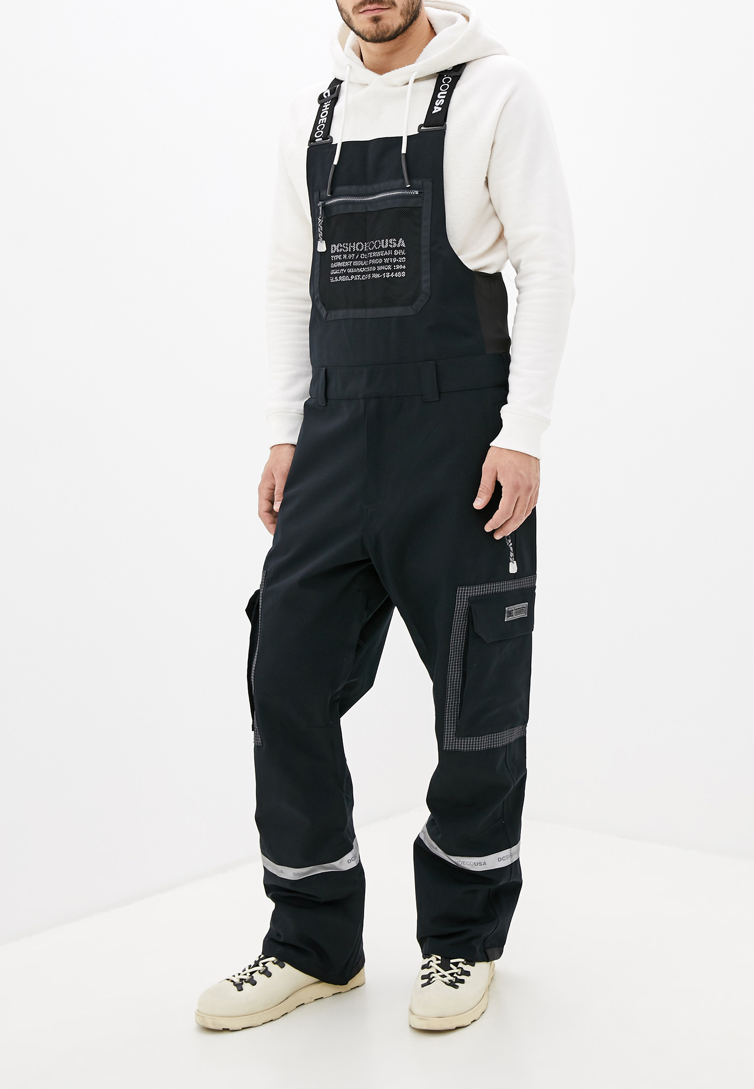Мужские брюки DC Shoes (ДС Шуз) EDYTP03040