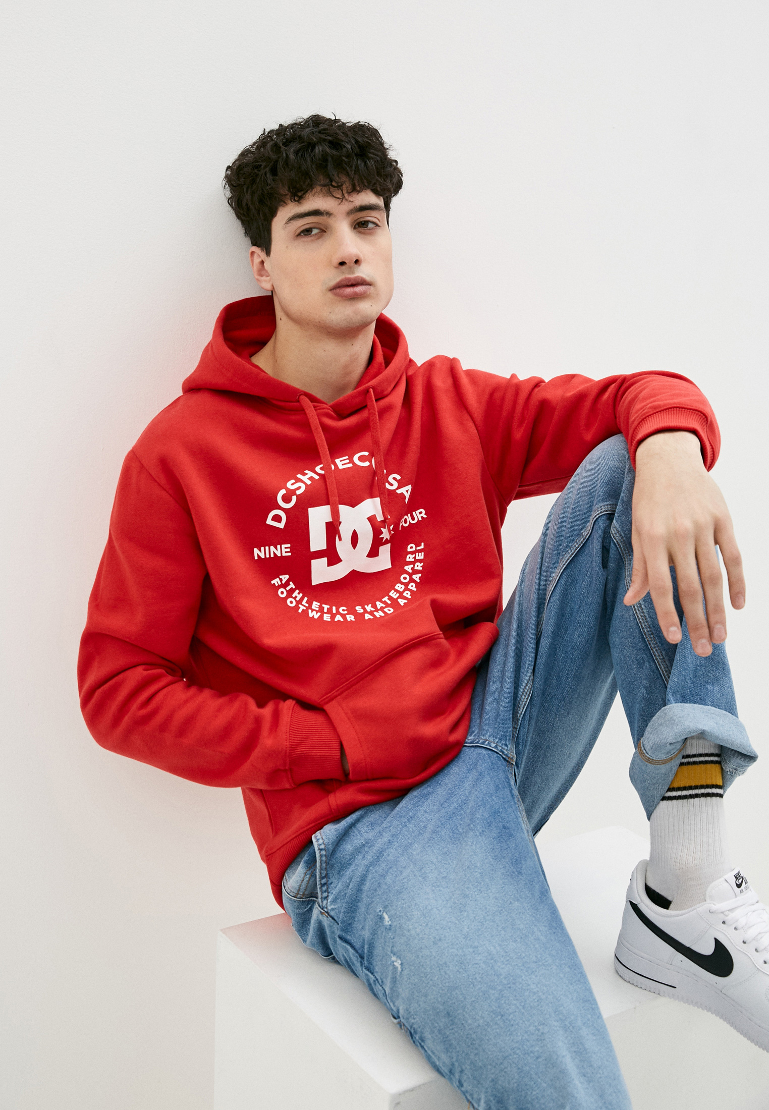Толстовка DC Shoes Худи DC Shoes