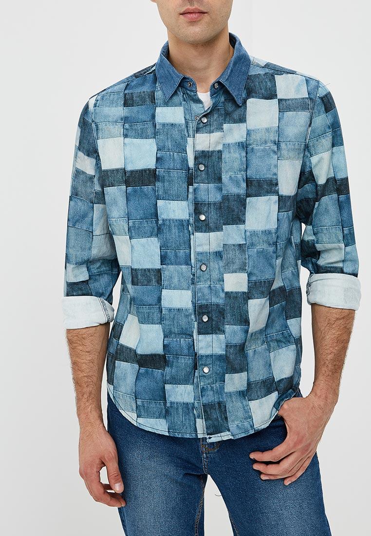 Рубашка с длинным рукавом Desigual (Дезигуаль) 18WMCD05