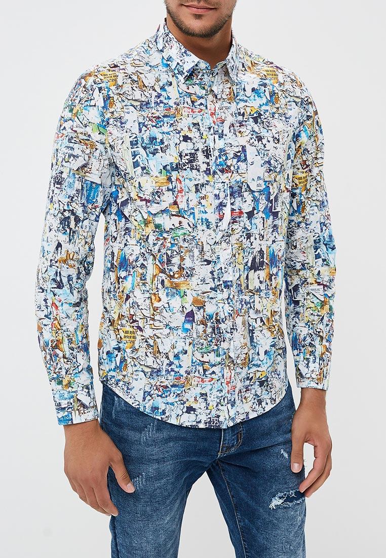 Рубашка с длинным рукавом Desigual (Дезигуаль) 18WMCW37