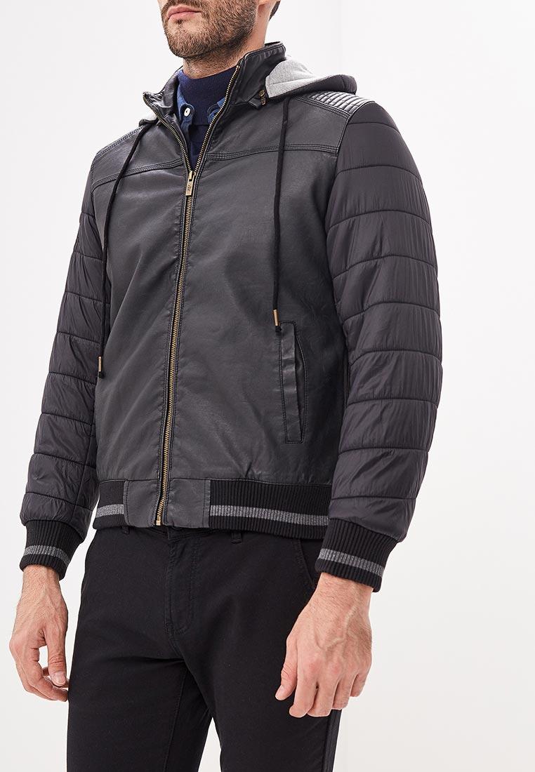 Кожаная куртка Desigual (Дезигуаль) 18WMEW02