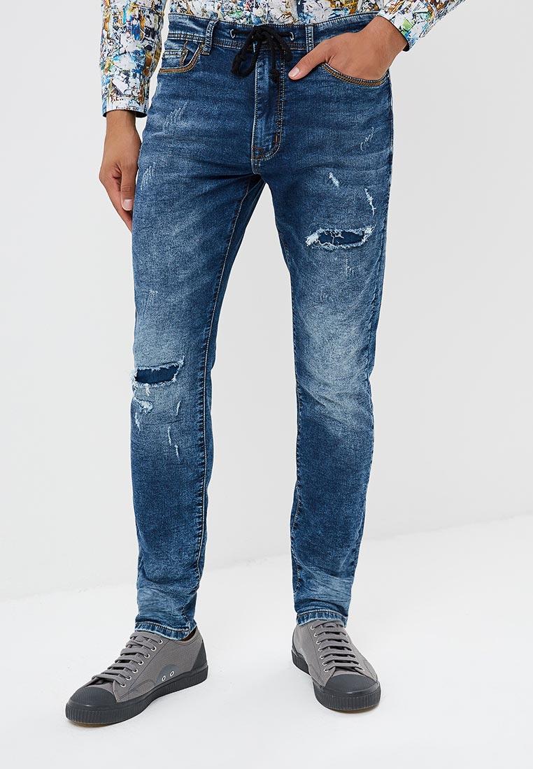 Зауженные джинсы Desigual (Дезигуаль) 18WMDD11