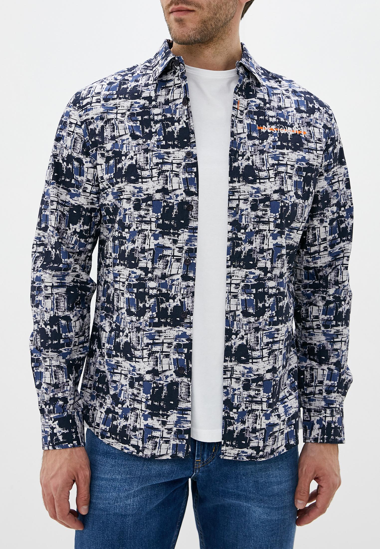 Рубашка с длинным рукавом Desigual (Дезигуаль) 19WMCW58