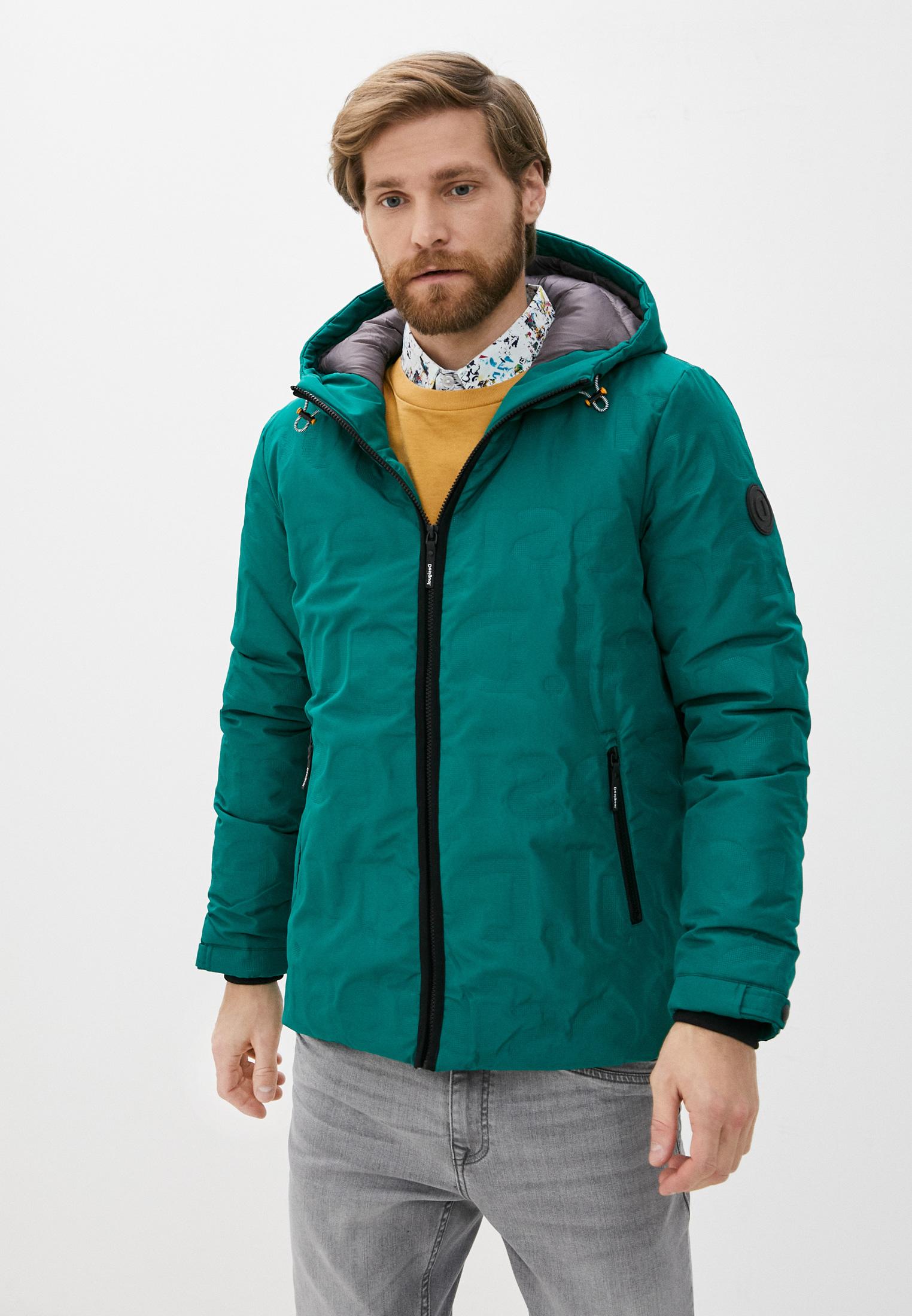 Утепленная куртка Desigual (Дезигуаль) 20WMEW04
