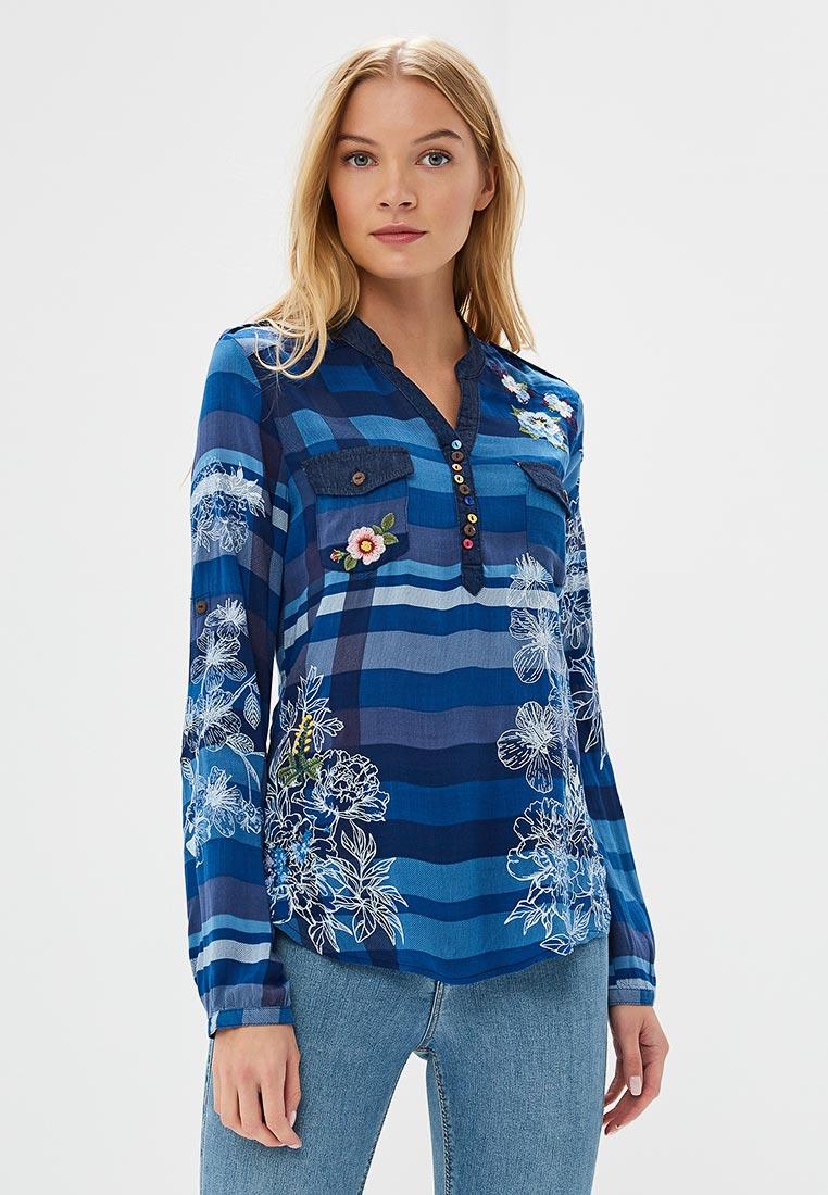 Блуза Desigual (Дезигуаль) 18WWBW33