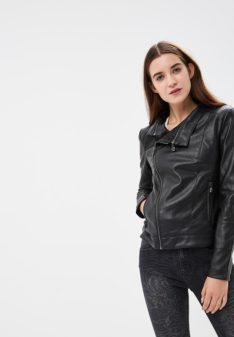 Кожаная куртка Desigual (Дезигуаль) 18WWEW56