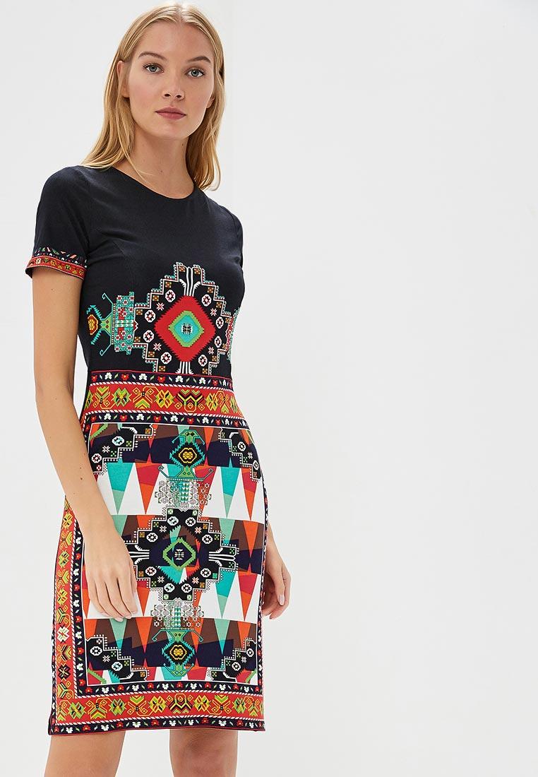 Платье Desigual (Дезигуаль) 18WWVK48