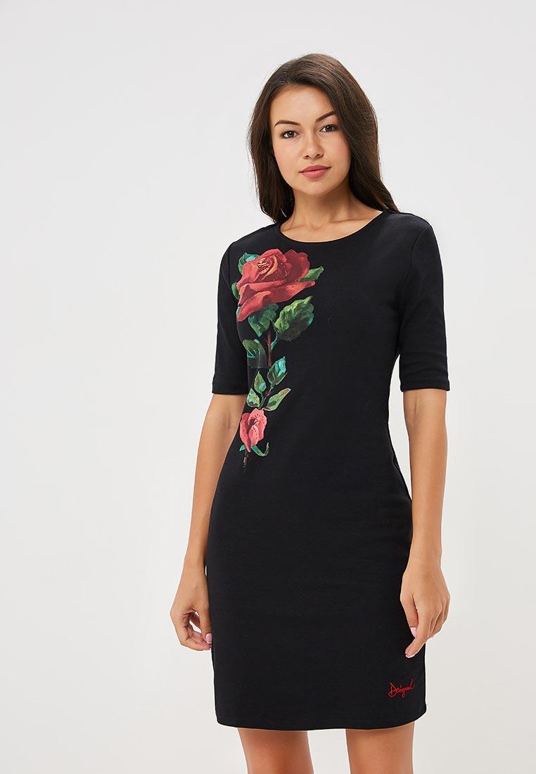 Платье Desigual (Дезигуаль) 18WWVK66