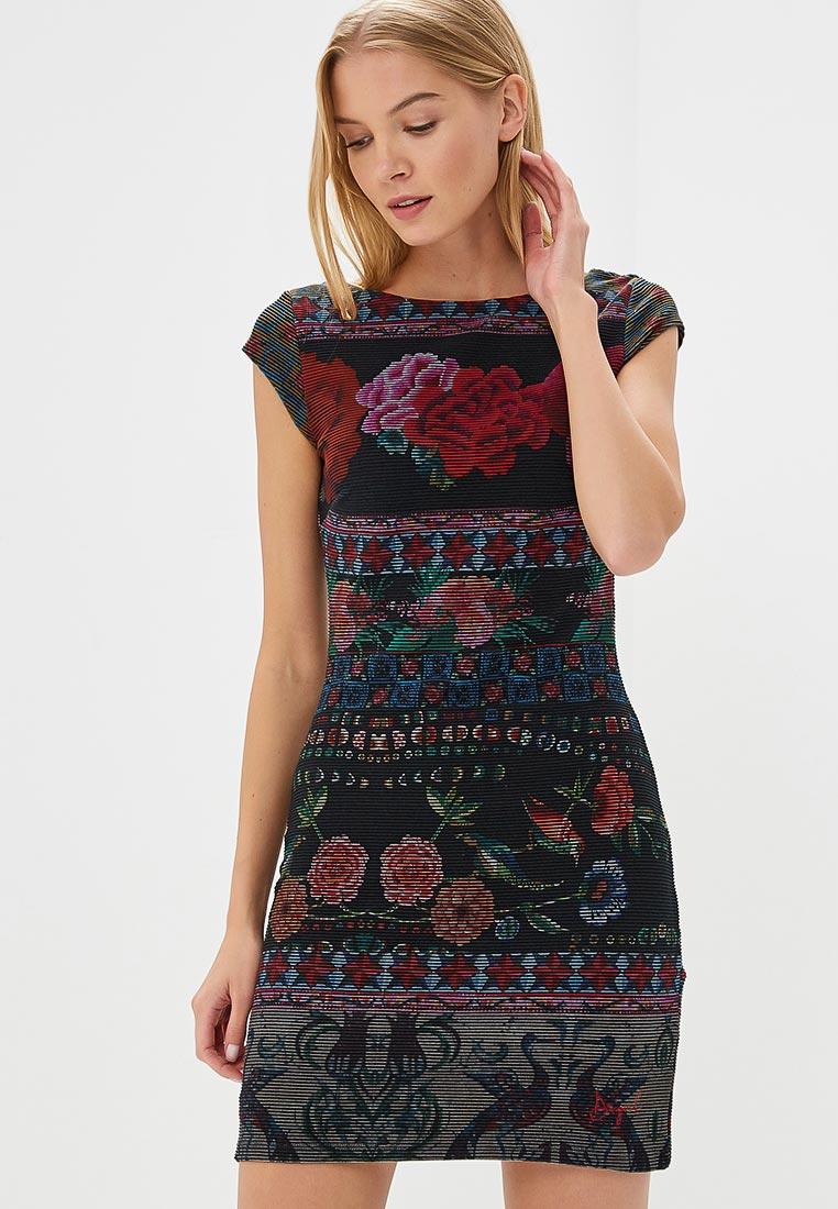Платье Desigual (Дезигуаль) 18WWVKA1