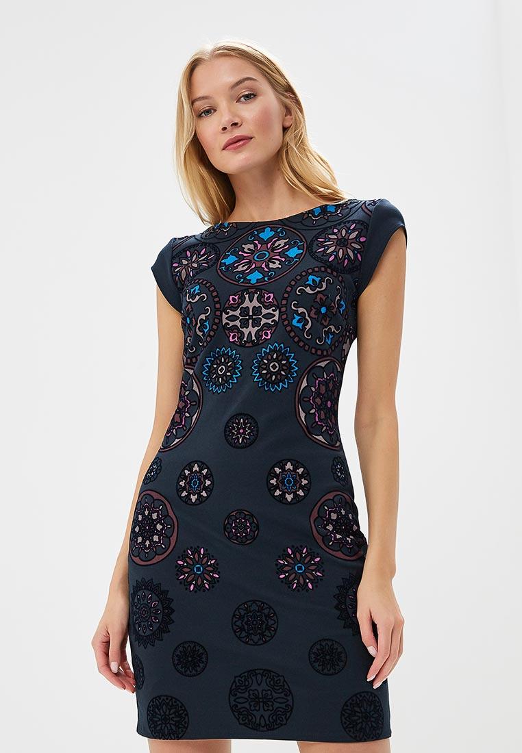 Вязаное платье Desigual (Дезигуаль) 18WWVKAA