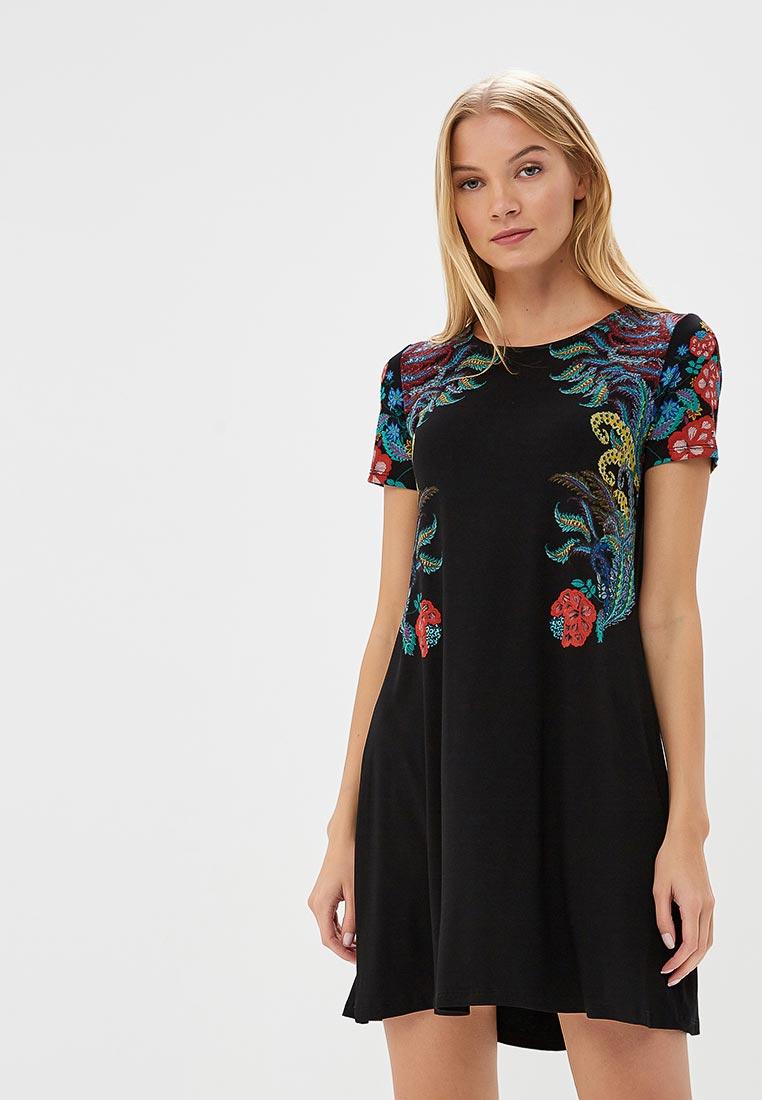 Платье Desigual (Дезигуаль) 18WWVKAY