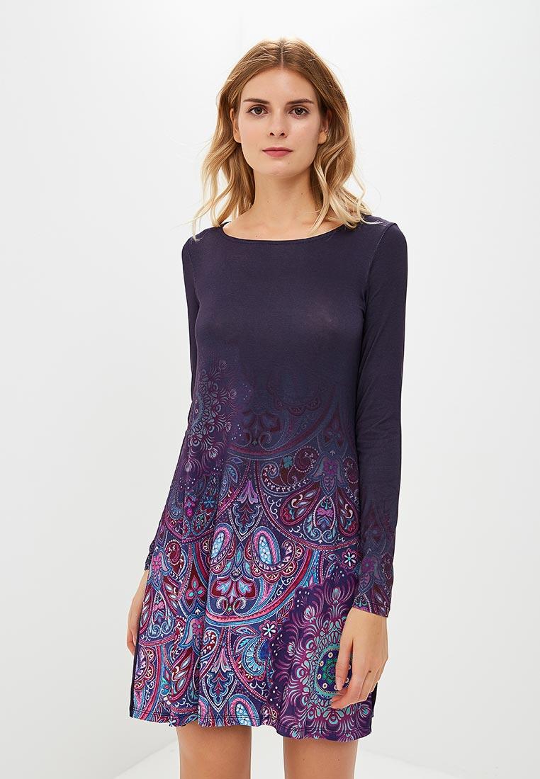 Платье Desigual (Дезигуаль) 18WWVKAZ