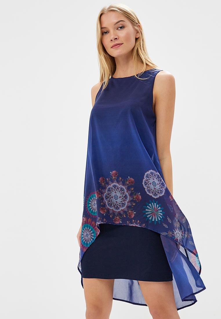 Платье Desigual (Дезигуаль) 18WWVW08
