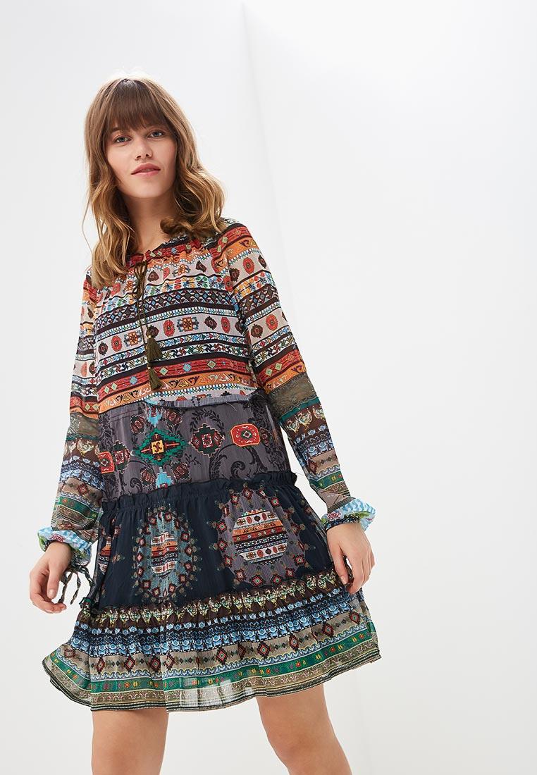 Платье Desigual (Дезигуаль) 18WWVW57