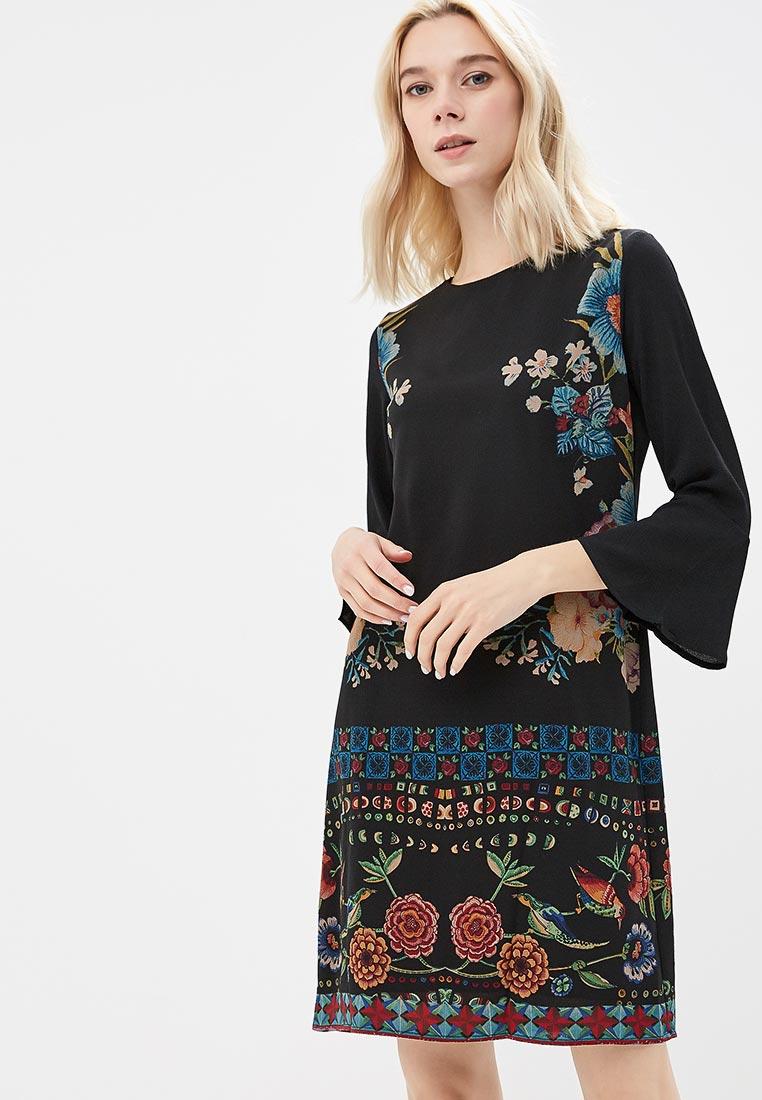 Платье Desigual (Дезигуаль) 18WWVW90