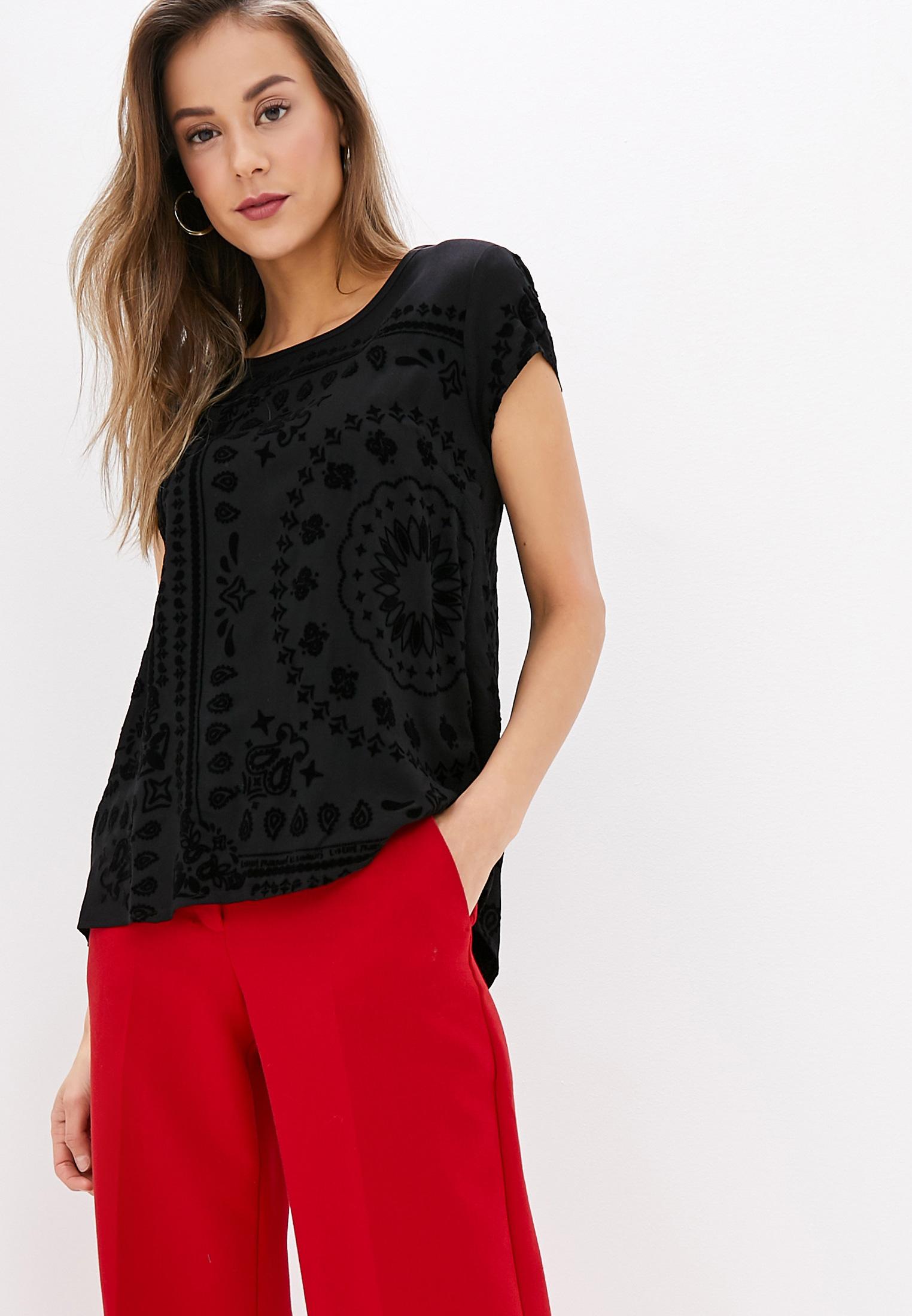 Блуза Desigual (Дезигуаль) 19WWBW42