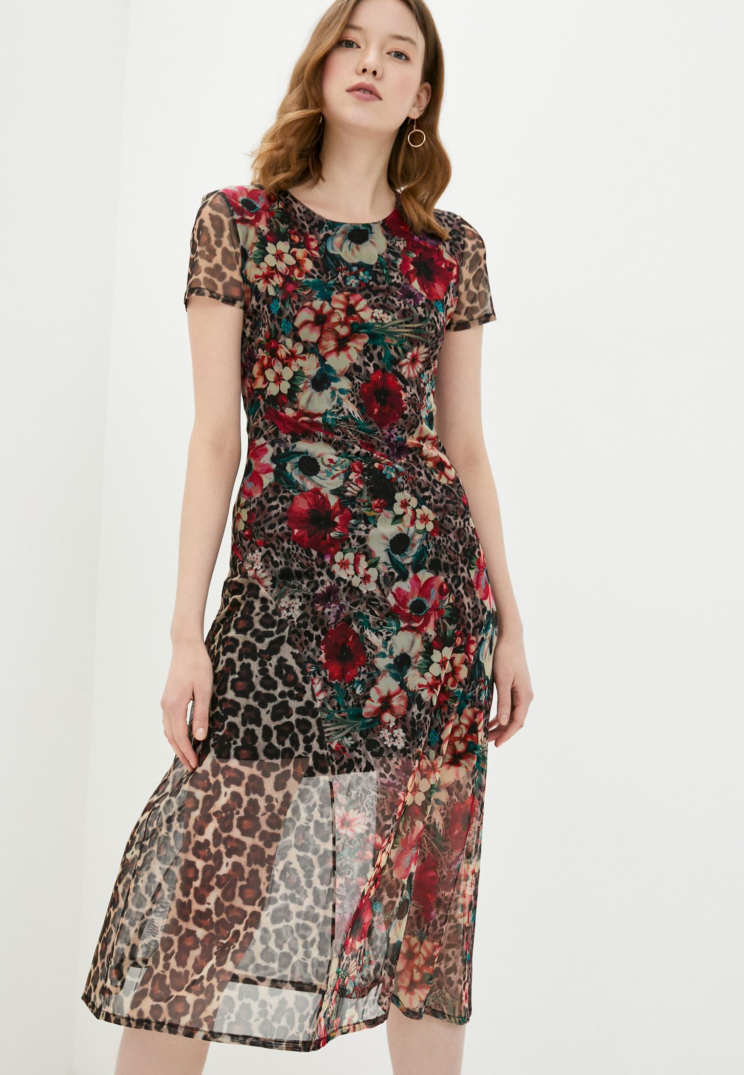 Платье Desigual (Дезигуаль) 20SWVK63