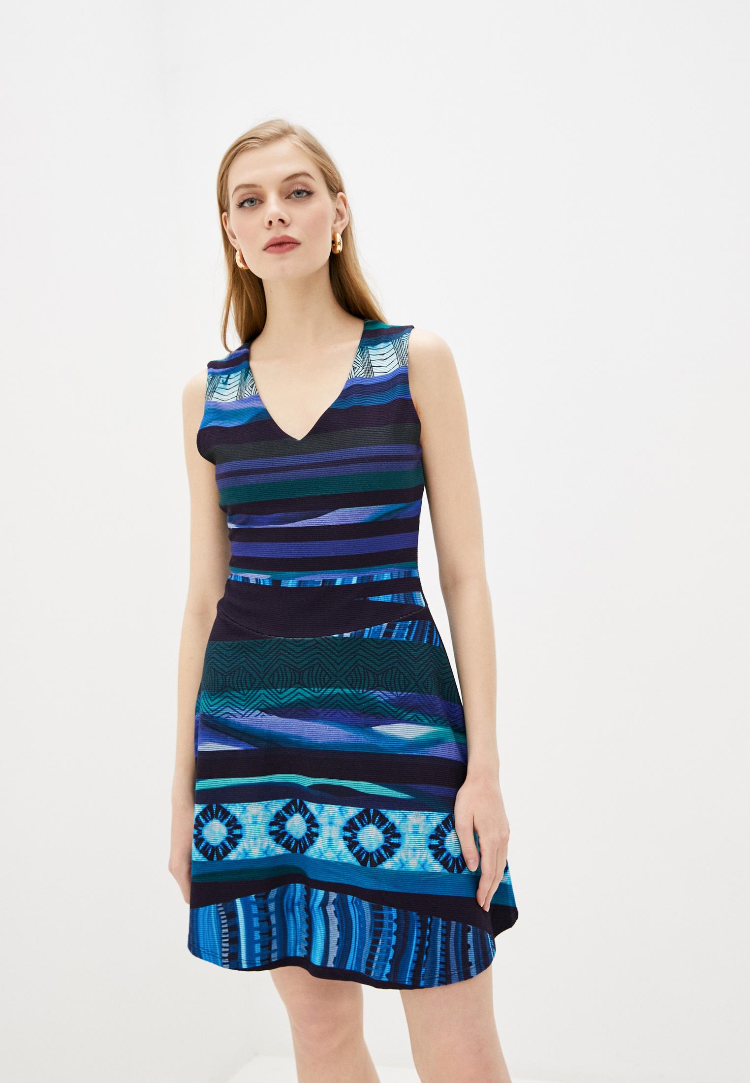 Платье Desigual (Дезигуаль) 20SWVK29