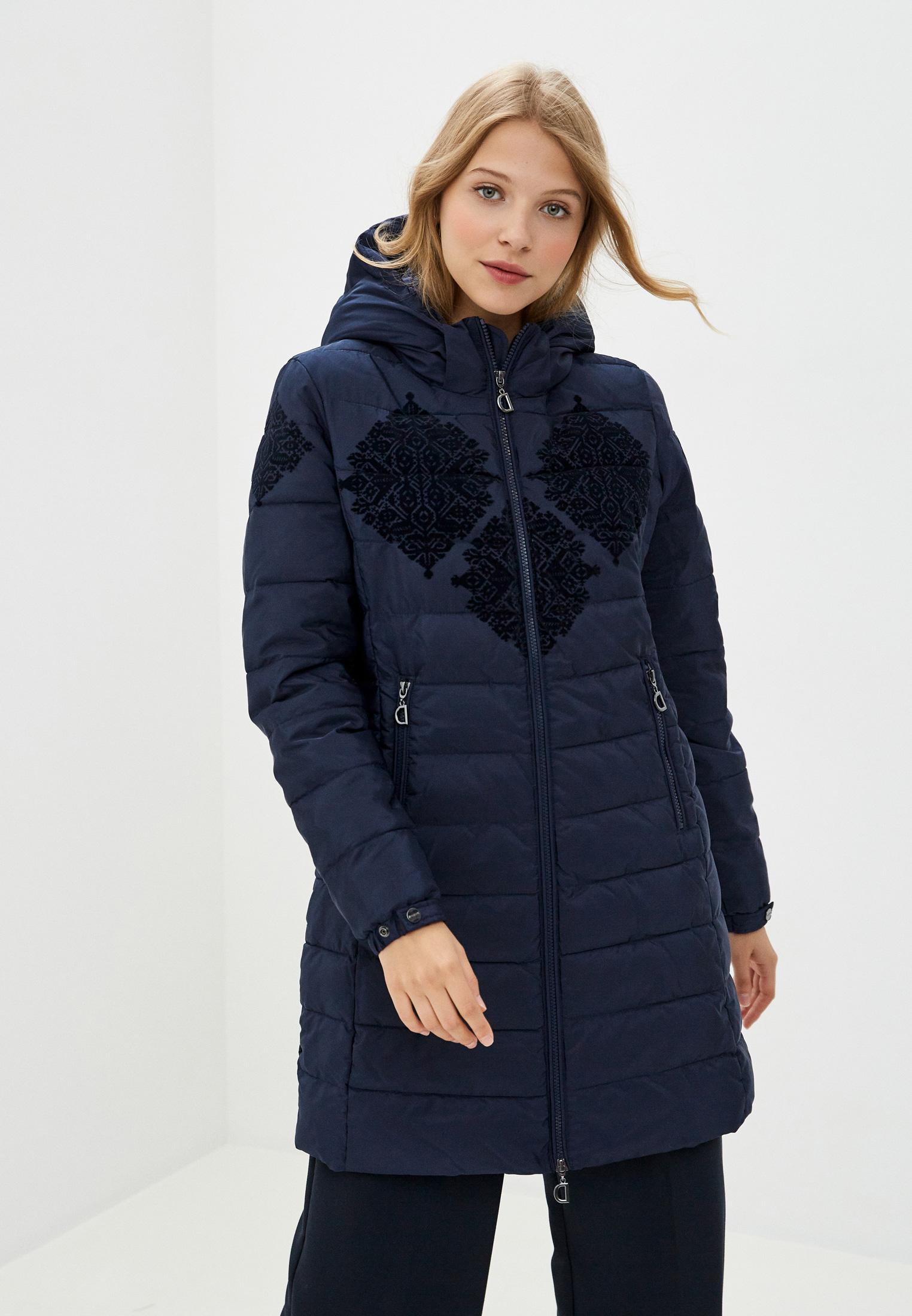 Утепленная куртка Desigual (Дезигуаль) 20WWEW35